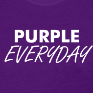 Design ~ Purple Everyday - Ladies