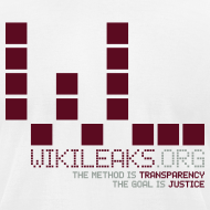 Design ~ WikiLeaks Supporter T-Shirt