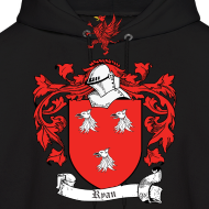 Design ~ Ryan Family Crest Sweatshirt