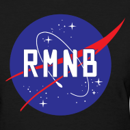 Design ~ RMNB Space Logo Women's T-Shirt