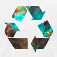 Design ~ Recycle Stardust Nebula