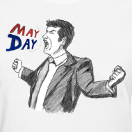 Design ~ May Day Women's T-Shirt