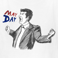 Design ~ May Day Kid's T-Shirt