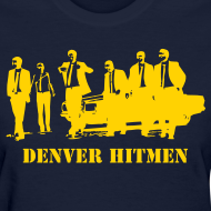 Design ~ Denver Hitmen - Ladies