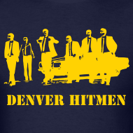 Design ~ Denver Hitmen - Mens