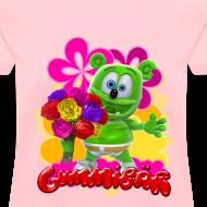 Design ~ Gummibär Flowers Women's T-