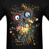 Design ~ shocked zombie mens