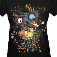 Design ~ shocked zombie womens
