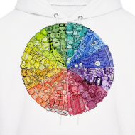 Design ~ color wheel doodle