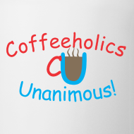 Design ~ CU coffee logo cup