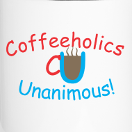 Design ~ CU coffee logo travel mug