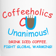 Design ~ CU global warming travel mug