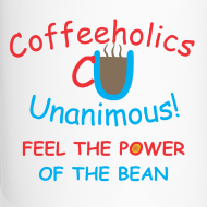 Design ~ CU power of bean travel mug