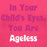 Design ~ Pink Ageless T-Shirt