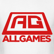 All Games Logo T-Shirt