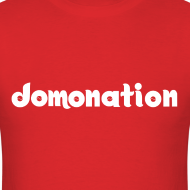 Design ~ Domonation - Brown Shirt