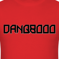 Design ~ DanQ8000 Logo Tee - Mens