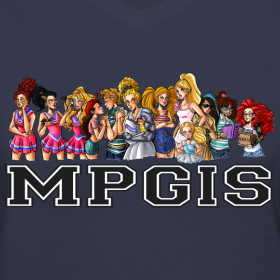 Download the MPGIS App, available on the App Store and Google Play for free. You can connect with the creators, vote for endings of episodes, and meet new people.