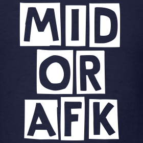 Design ~ Mid or AFK
