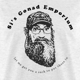 Design ~ Si's Gonad Emporium - Mens