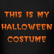Design ~ Halloween Costume T-Shirt