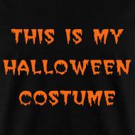 Design ~ Halloween Costume T-Shirt