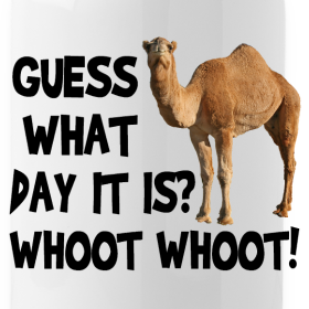 Guess What Day It Is Whoot Whoot KrazyBonez