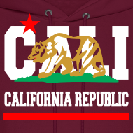Design ~ California Republic New Golden