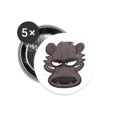 Design ~ Shower Bear Button!