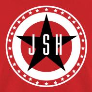 Design ~ JSH Logo #13-bw
