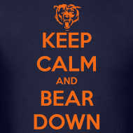 Design ~ Keep Calm and Bear Down