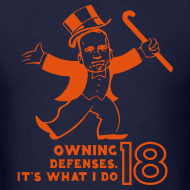 Design ~ Owning Defenses - Mens - T-shirt