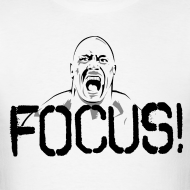 Design ~ Focus | Mens tee