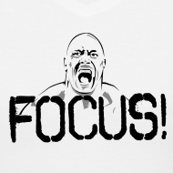 Design ~ Focus | Womens tee