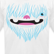 Design ~ Happy Yeti Shirt