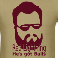 Design ~ Red Lightning's got Balls & a Championship!
