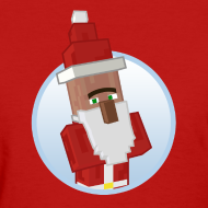 Design ~ Santa-Villager - Womens