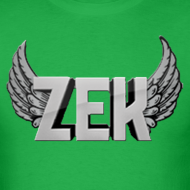 Design ~ ZexyZek Logo - Men