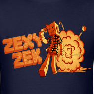Design ~ Fire Zek - Men