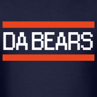 Design ~ DA BEARS 8-bit Retro