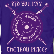 Design ~ Iron Price Womens Hoodie