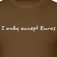 Design ~ I only accept Euros
