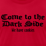 Design ~ Come To The Dark Side Tee