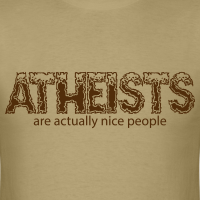 Atheist Are Nice People