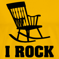 Design ~ Cool T-shirt I Rock!