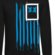 Design ~ x's & stripes crew