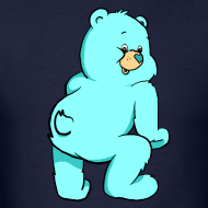 Design ~ BLUE TEDDY - Men