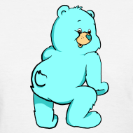 Design ~ BLUE TEDDY - Women
