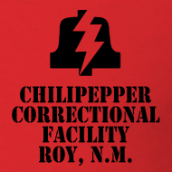 Design ~ Chilipepper Correctional Facility - Red