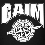 Design ~ Mens Team Gaim Black Tee